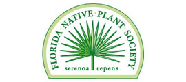 Florida Native Plant Society Logo